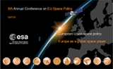 8th Annual Conference on EU Space Policy