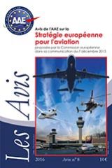 The Opinions No.8 on the European Strategy for Aviation proposed by the European Commission